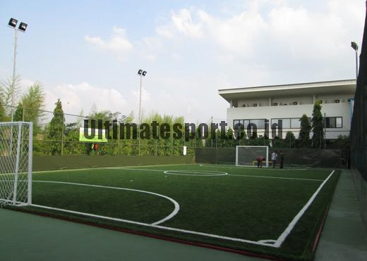 Jasa Konstruksi Baja Lapangan Futsal | Membuat Lapangan Futsal