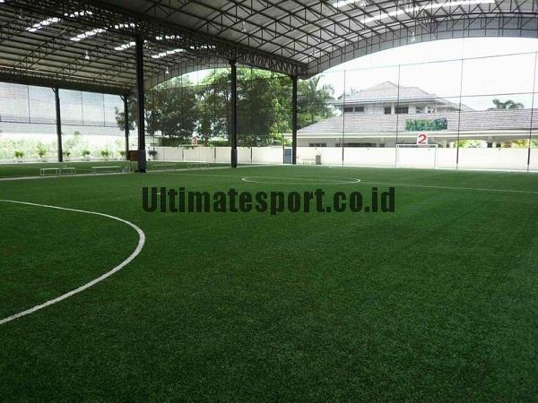 Jasa Pembangunan Lapangan Futsal Profesional Seluruh Indonesia