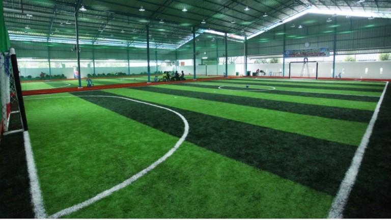 Kontraktor lapangan futsal Di Bontang