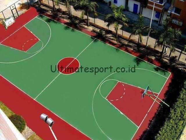 Rincian Biaya Pembuatan Lapangan Basket