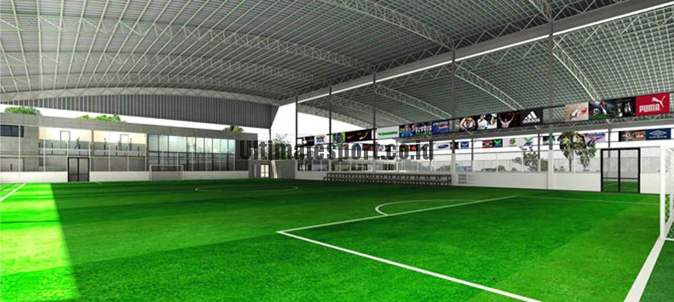 Jasa Pembuatan Lapangan Futsal Murah
