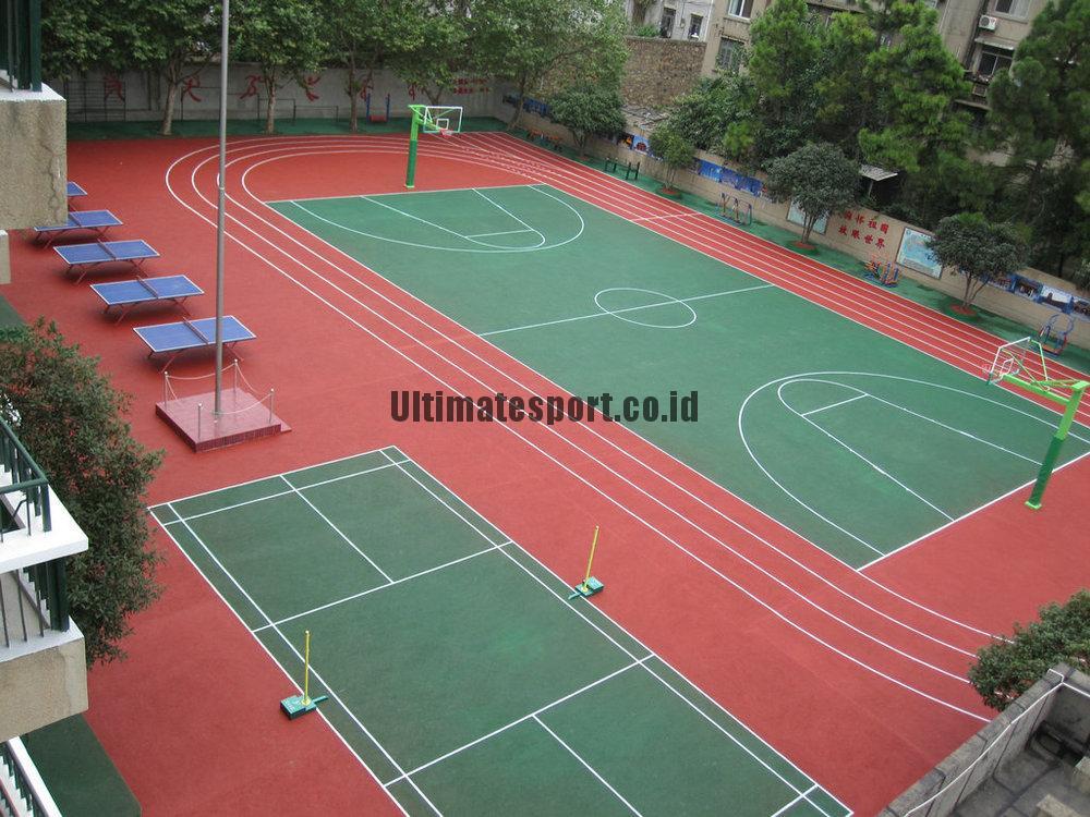 Jasa Lapangan Basket Paling Terbaik di Jakarta Timur