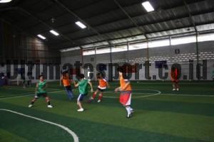 Anjuran Supaya Jago Main Futsal Pangkalpinang