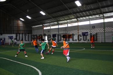 tips agar kuat bermain futsal