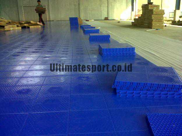 Membuat Lapangan Futsal Sendiri