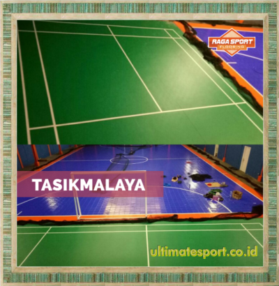 karpet lantai badminton