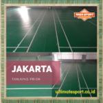 Harga Karpet Lapangan Badminton Jakarta