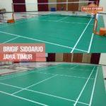 Jual Lantai Karpet Lapangan Badminton Termurah di Makassar