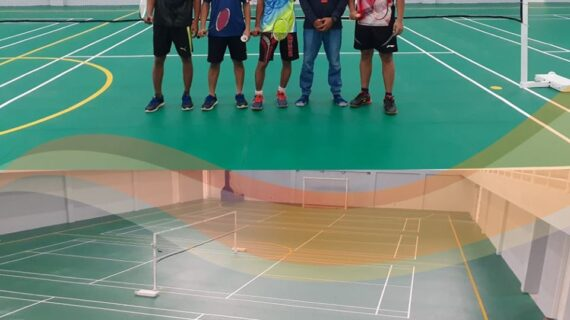 Kontraktor dan Penjual Karpet Badminton di Padang Profesional