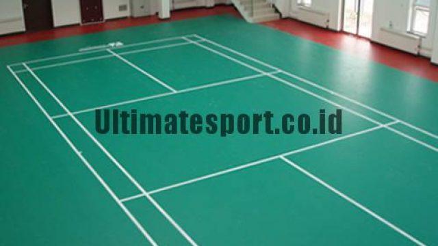 Vinyl Lapangan Badminton