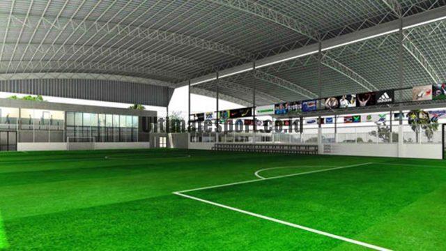 Jasa Konstruksi Baja Lapangan Futsal